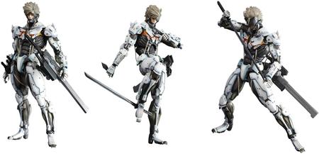'Metal Gear Rising: Revengeance', detalles y precio de la edición limitada para Europa