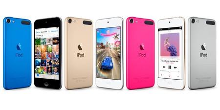El iPod Touch de 16 Gb, esta semana en Mediamarkt a 199 euros