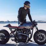 Son of Time, el nuevo proyecto de Numbnuts Motorcycles para el Yard Built