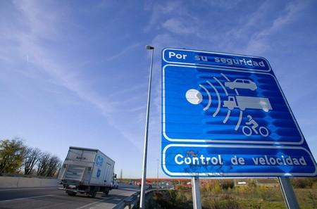 Los 50 radares de velocidad que más multan en España