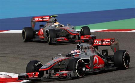 McLaren sigue sin resolver sus problemas en boxes