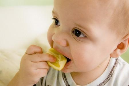 Alimentación complementaria: las preferencias de los bebés