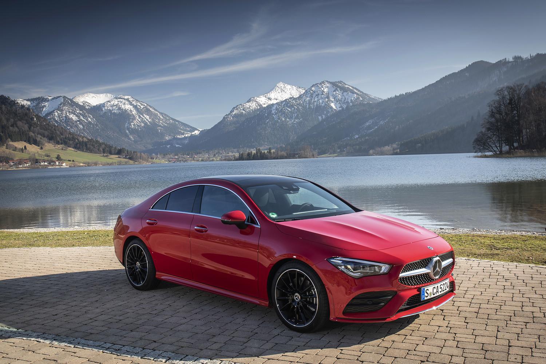 Mercedes-Benz CLA Coupé 2019, toma de contacto