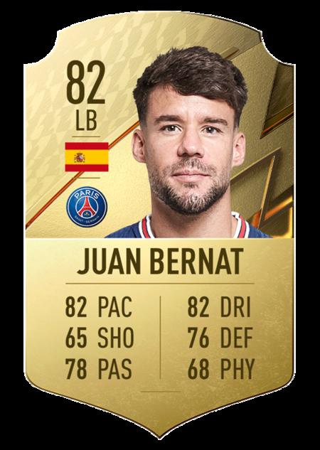Bernat FIFA 22