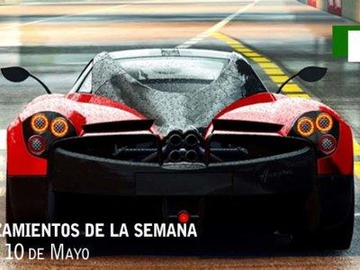 Lanzamientos de la semana en México del 04 al 10 de mayo