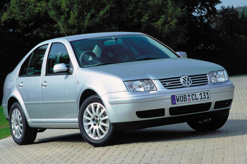 Volkswagen Jetta A4  Historia  Datos Y Fotos