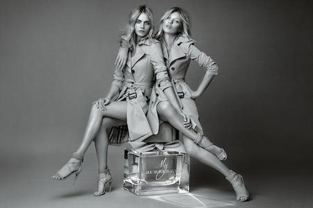 My Burberry kate y cara