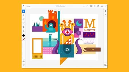 Adobe está invitando a algunos usuarios a probar Illustrator para iPad antes de su lanzamiento