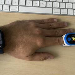 Foto 1 de 12 de la galería mediciones-simultaneas-spo2-con-apple-watch-series-6-y-pulsioximetro-de-dedo en Applesfera