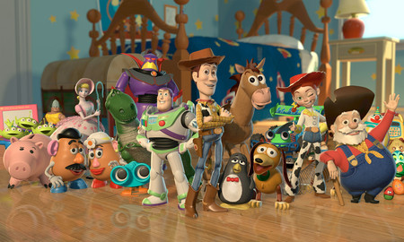 Cuando las 3D no eran fáciles de rodar: así se animó 'Toy Story' con ordenadores rudimentarios