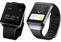Y así son por dentro los smartwatches Android Wear: despiece G Watch y Gear Live