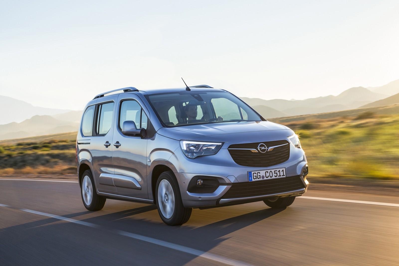Foto de Opel Combo Life 2018 (33/63)