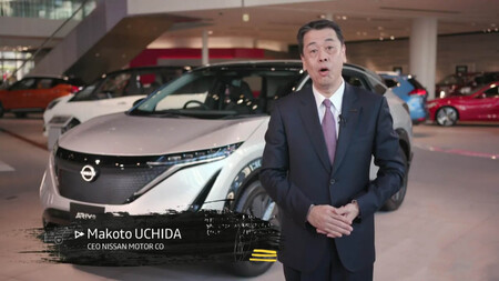 Makoto Uchida CEO de Nissan