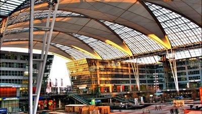 Munich tiene el mejor aeropuerto de Europa