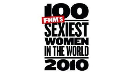 Top ten de las mujeres más sexys para los estadounidenses según el FHM