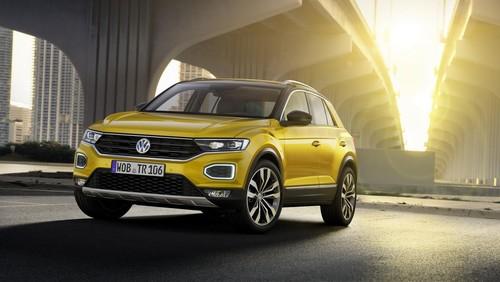 Volkswagen T-Roc: el hermanito menor del Tiguan es un B-SUV muy colorido y tecnológico