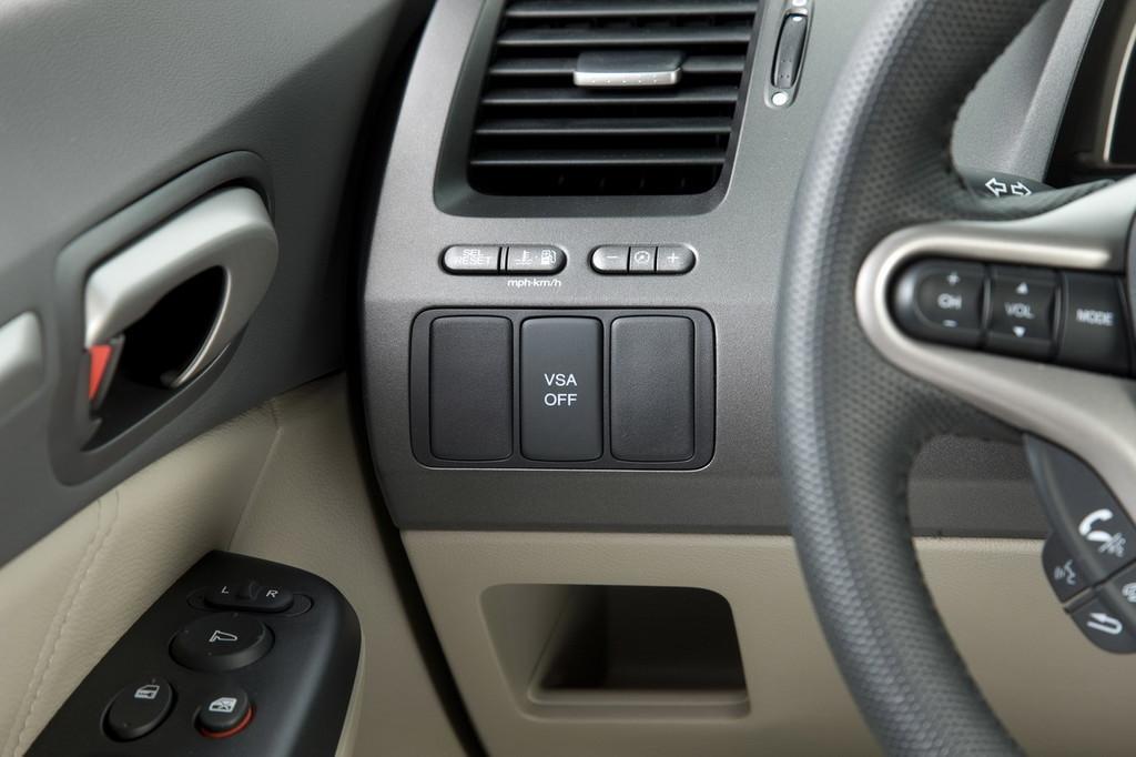 Foto de Honda Civic Hybrid 2009 (14/24)