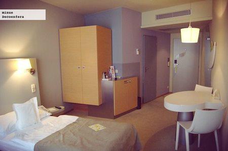 Hotel de Diseño Yasmin en Praga - habitación 2
