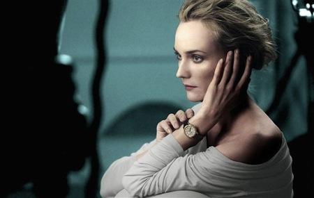 Diane Kruger repite como imagen  de Jaeger-LeCoultre y presenta la nueva creación: Rendez-Vous
