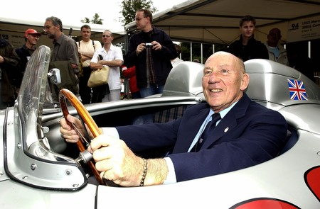 Muere Stirling Moss