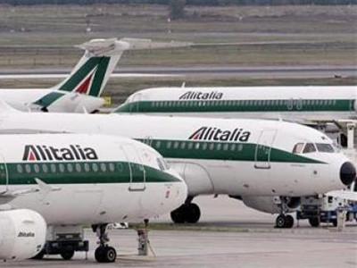 Las maniobras de Silvio Berlusconi con Alitalia