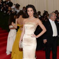 Kendall Jenner de TopShop Unique Gala MET 2014
