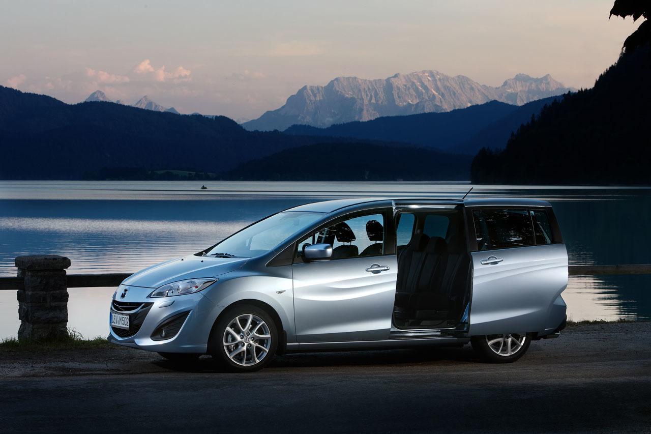 Foto de Mazda5 2010 (73/121)