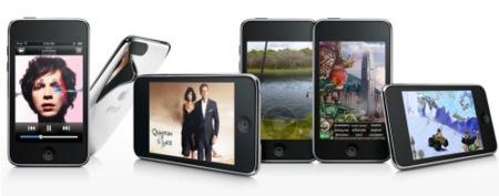 Más posibles características para los próximos iPhone e iPod touch