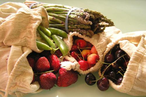 """Alimentos ecológicos o """"eco"""": ¿merece la pena meterlos en tu carrito de la compra?"""