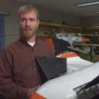 ¿Un submarino volador? Así es el nuevo dron que está probando la Marina de EEUU