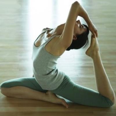 Yoga Dance: yoga + danza hindú