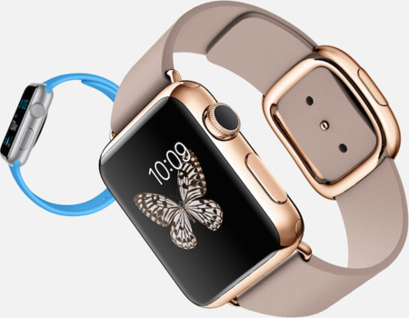Apple elimina de sus tiendas la competencia para su Apple Watch