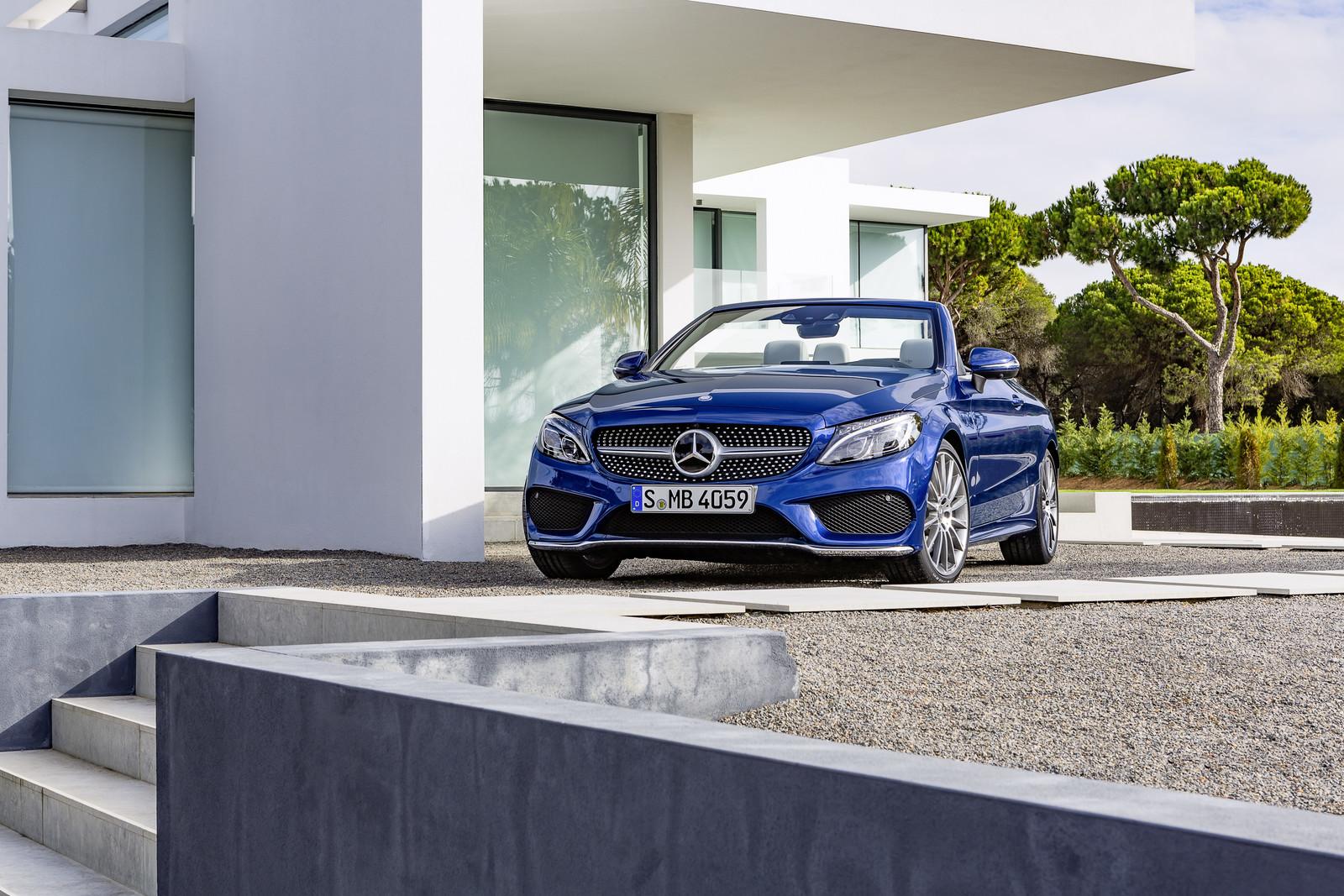 Foto de Mercedes-Benz Clase C Cabrio (1/21)