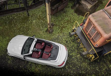 Mercedes CLase Cabrio