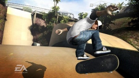'Skate 2', sólo la versión de PS3 presenta una tasa de fotogramas muy baja
