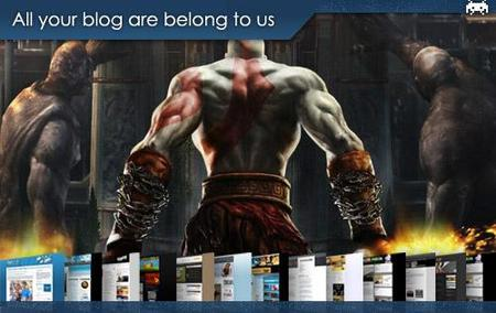 All your blog are belong to us (XLIV)