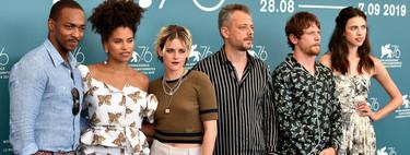 Kristen Stewart y Margaret Qualley: estilos muy distintos para presentar el film 'Seberg' en el Festival de Cine de Venecia 2019