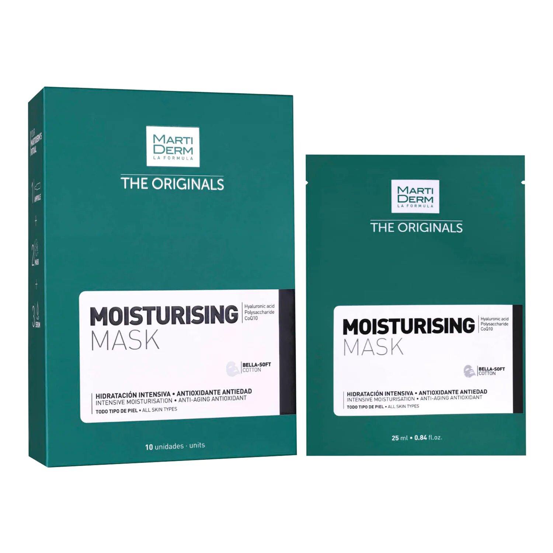 Moisturising Mask Mascarilla hidratante