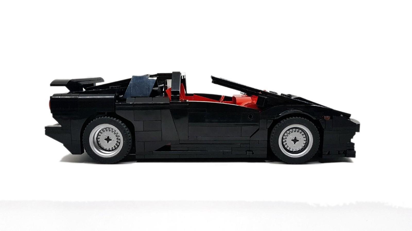 Foto de Lamborghini Diablo GT Lego Ideas (15/18)