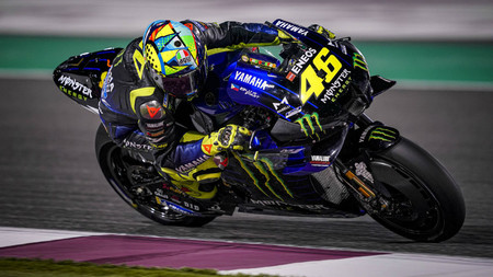 Rossi Catar Motogp 2020 2