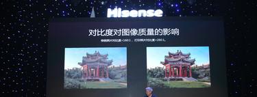 ULED XD: así funciona la tecnología con la que Hisense quiere ponerse a la cabeza de la calidad de imagen de los televisores