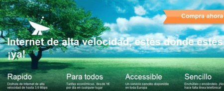 TeliaSonera dará servicio de Banda Ancha por satélite a través de Eutelsat