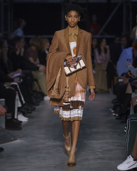 Burberry Autumn Winter 2019 Collection Look 66