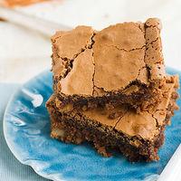Chocolate y el café en un mismo bocado, receta de brownie de moca