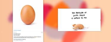 "La historia del huevo de Instagram: de ""simple"" récord a estrella publicitaria en la Super Bowl"