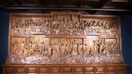 Retablo del mar Museo Jovellanos