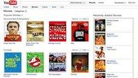 Google firma un acuerdo con Paramount para alquilar 500 películas en YouTube y Google Play