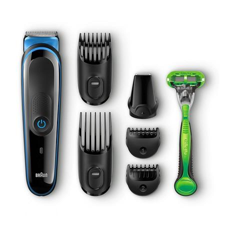 Por sólo 30,73 euros tenemos el set de afeitado multifunción Braun MGK3040 en Amazon