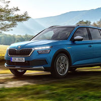 Škoda Kamiq Scout: la versión campera del pequeño SUV ya está a la venta y es 3.650 euros más caro que el Kamiq de acceso