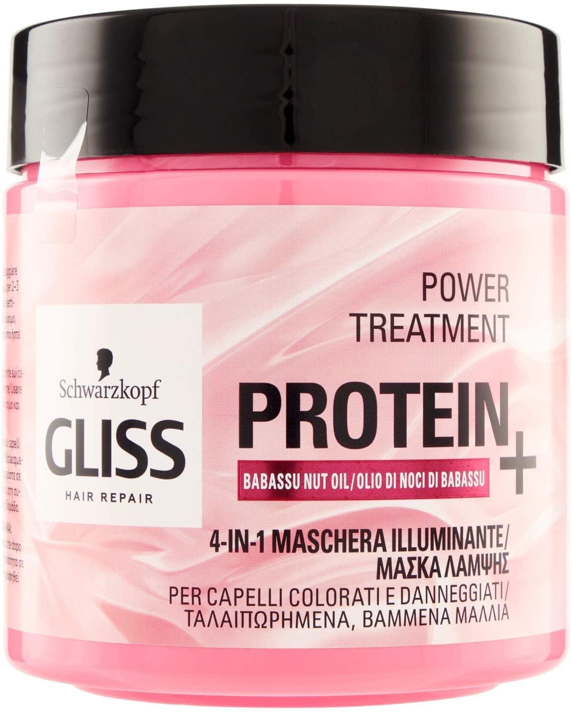 Gliss - Mascarilla Capilar Hidratante 4 En 1